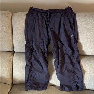 Blue lululemon pants